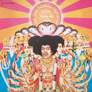 The Jimi Hendrix Experience - Axis : Bold as Love 12