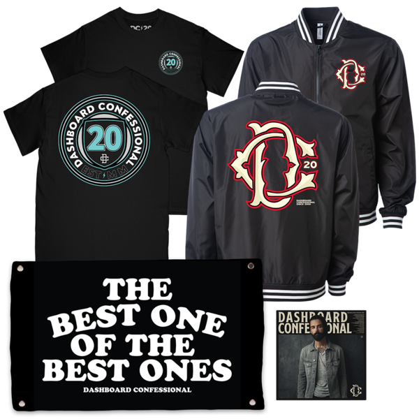 Best Ones Bomber, Tee & Flag Bundle
