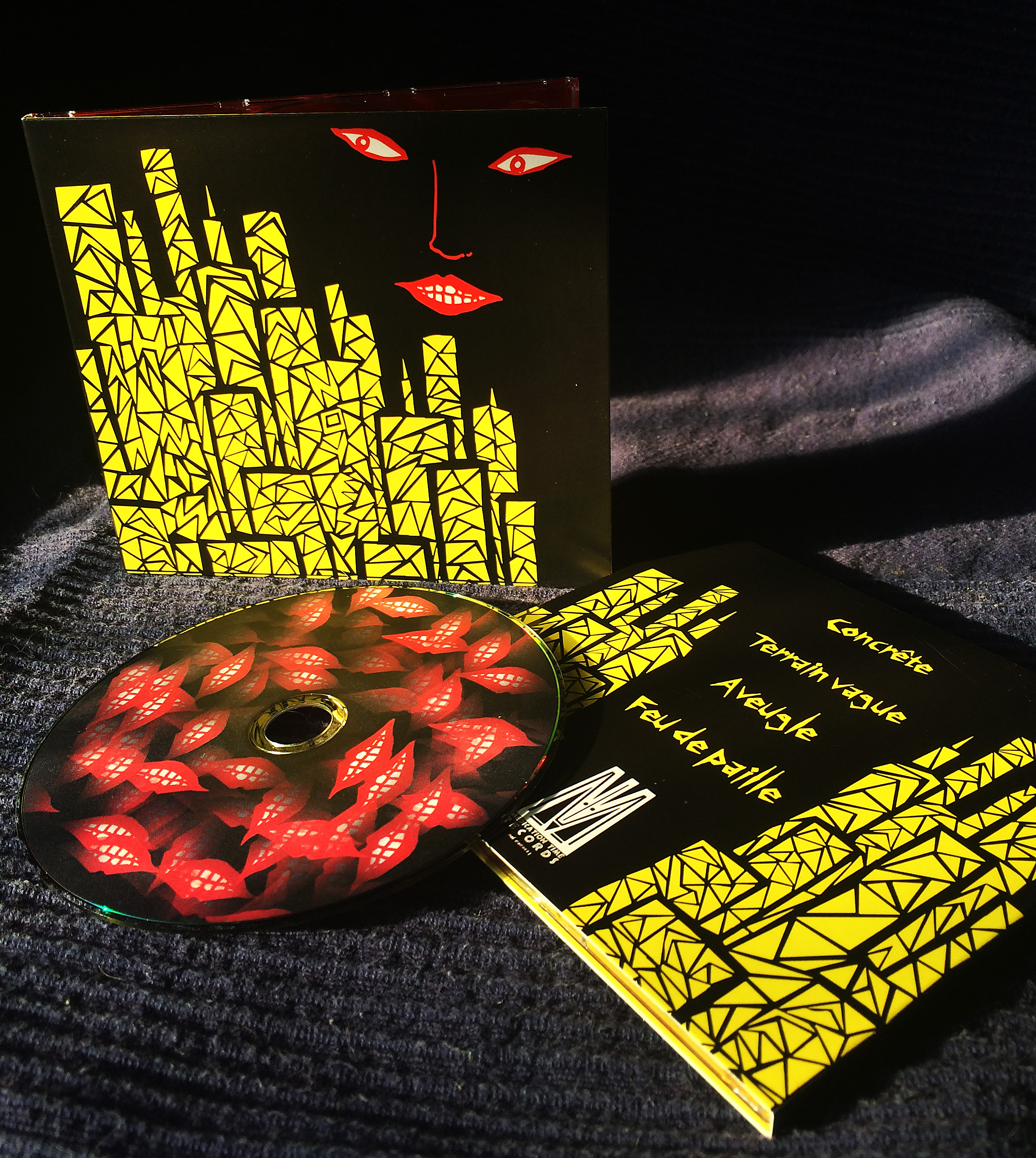 HININ - Noyés EP - CD