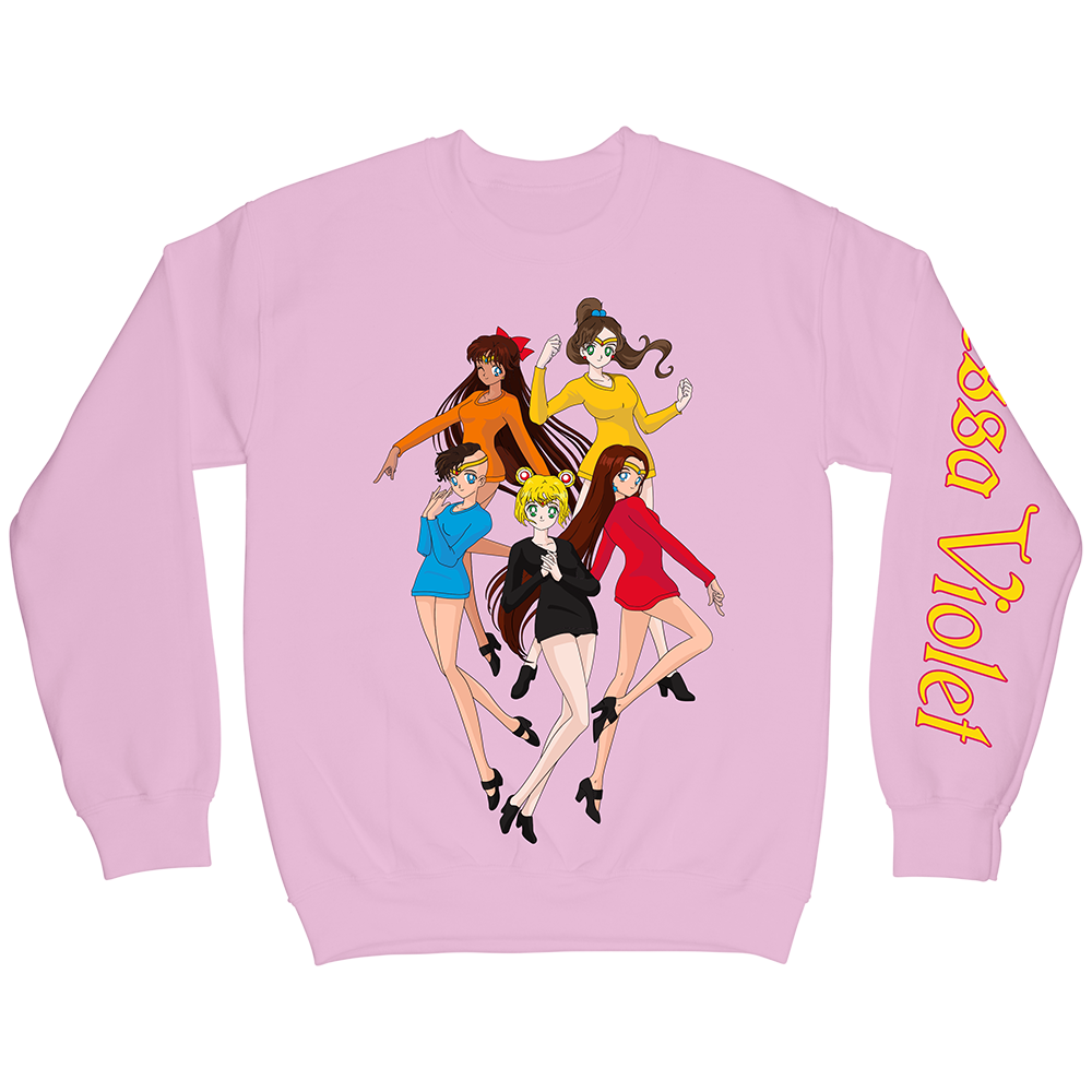 Magical Girl Crewneck