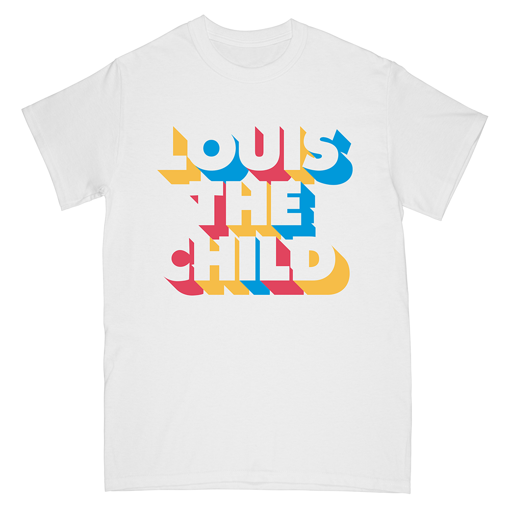 Primary Colors Tee