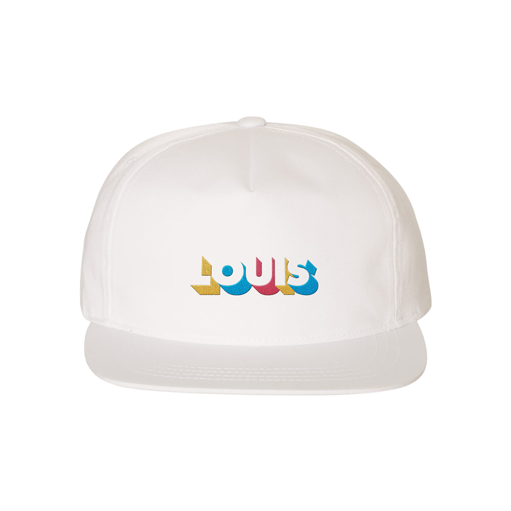 Colors Hat - White