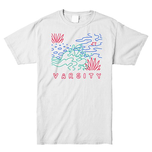 Varsity - Landscape Shirt