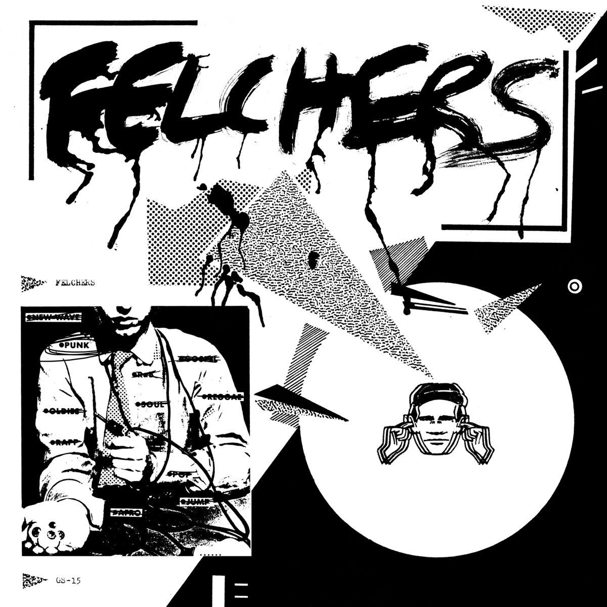 Felchers - s/t LP