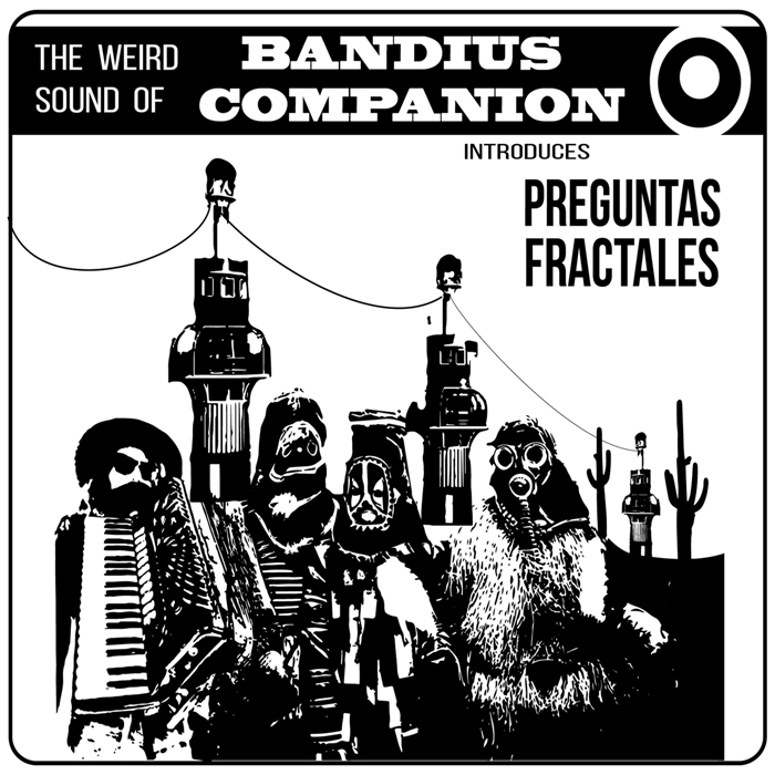 Bandius Companion - Preguntas Fractales (CD BOX / Download)