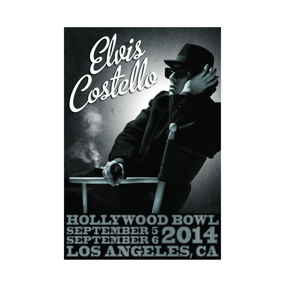 Hollywood Bowl 2014 Poster