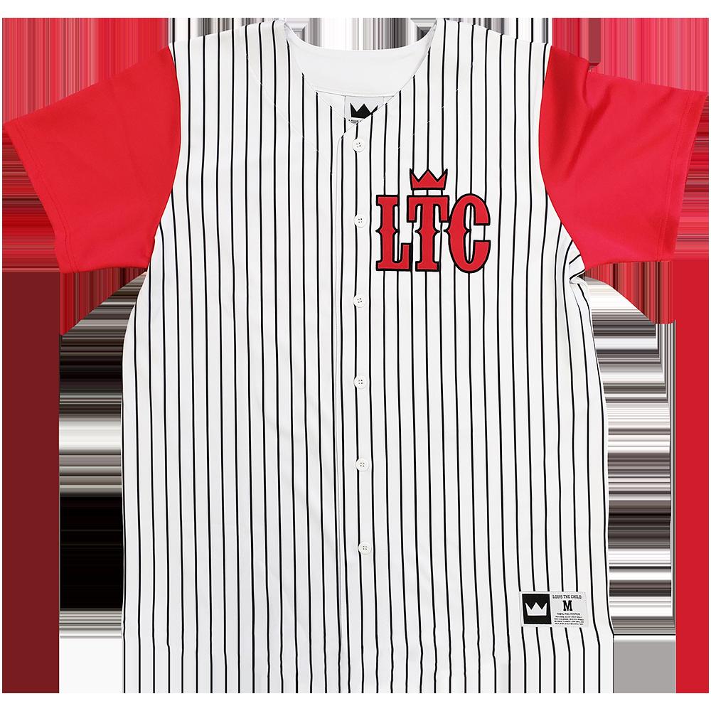 LTC Retro Pinstripe Jersey