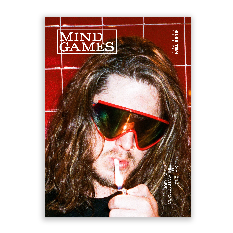 MIND GAMES Issue 2