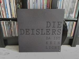 Die Deislers - Da ist kein Licht LP
