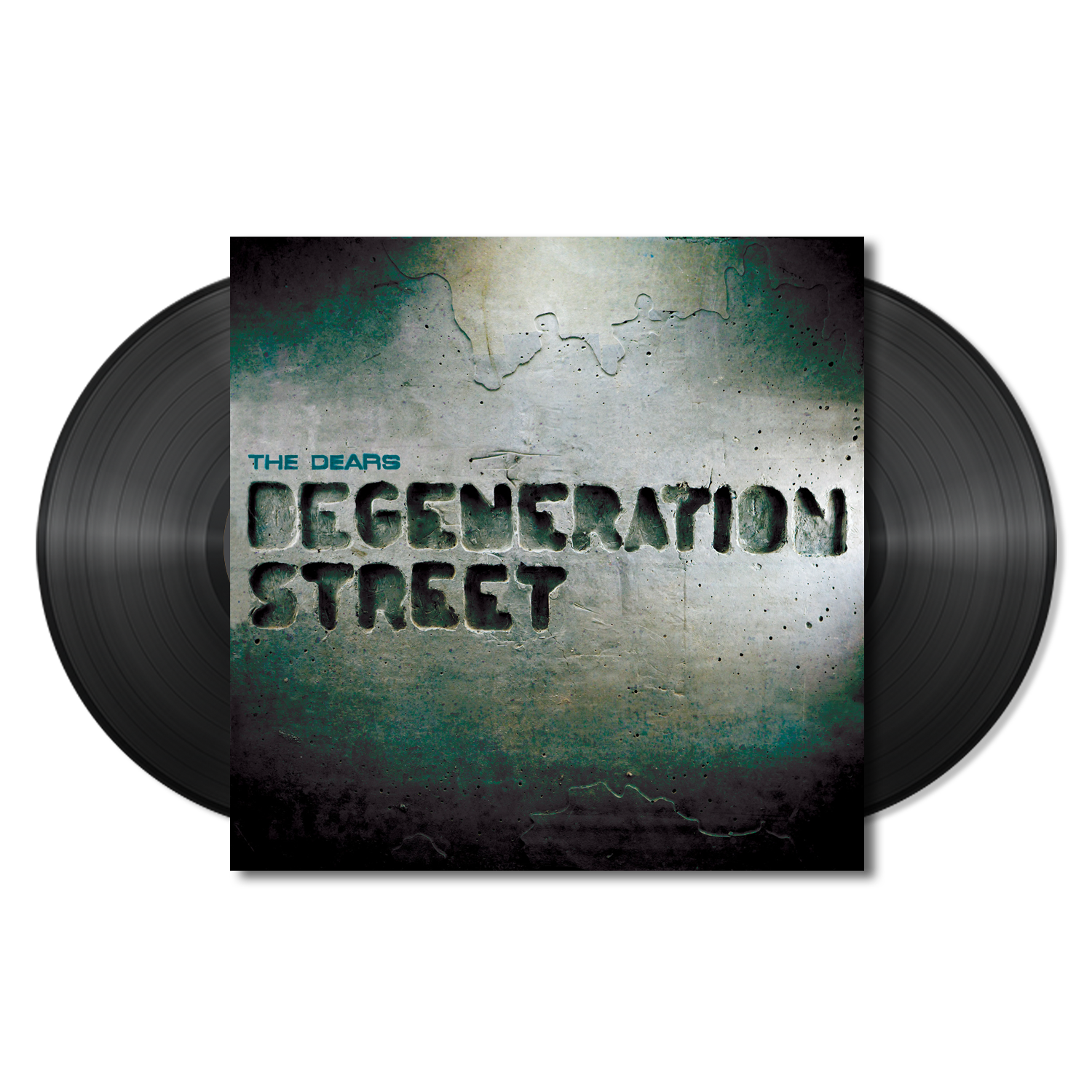 The Dears - Degeneration Street - 2 x Black LP