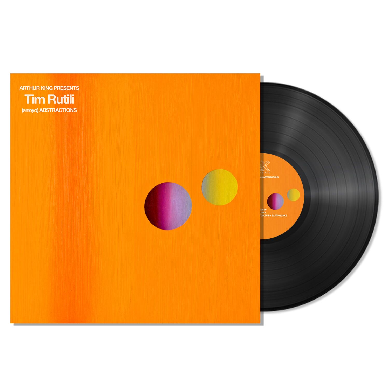 Tim Rutili - (arroyo) Abstractions - Black Vinyl LP