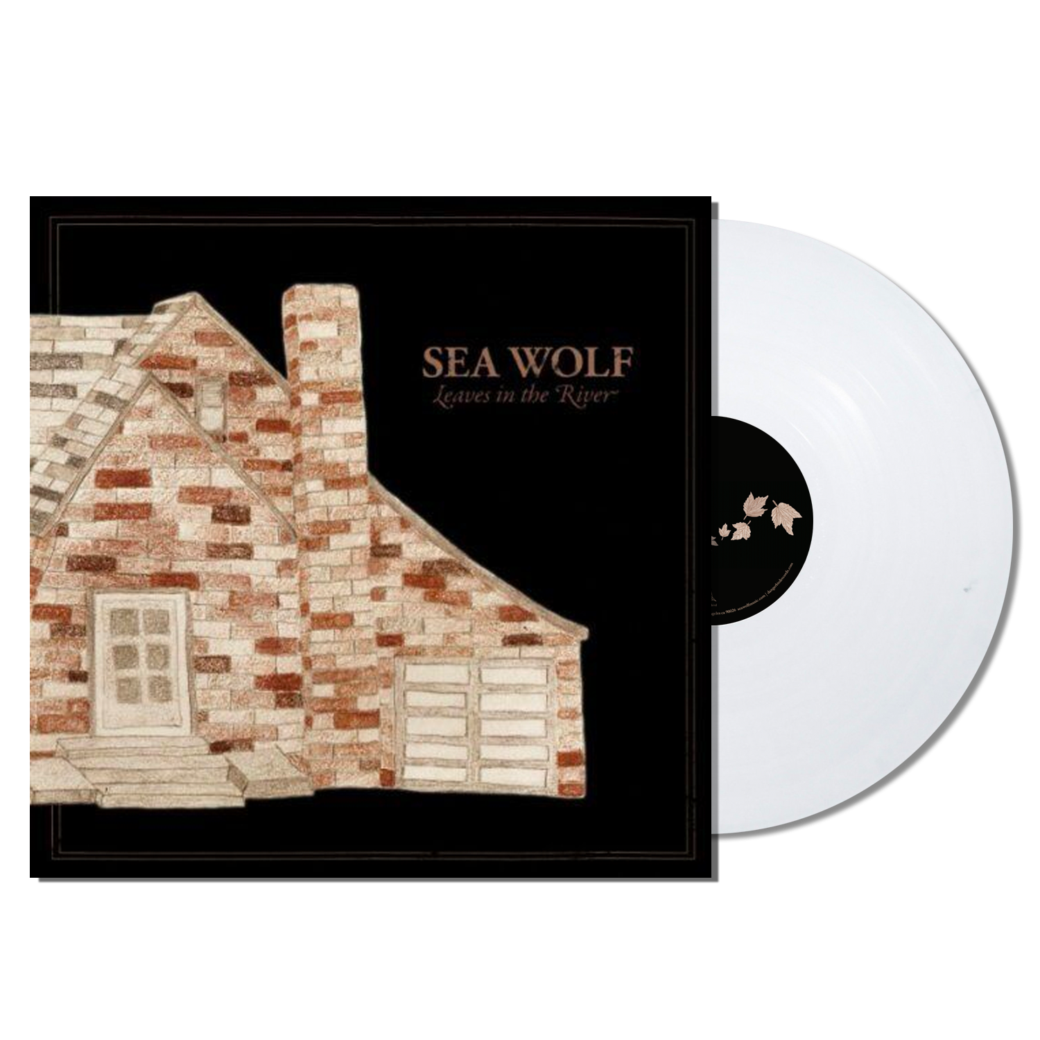 Sea Wolf - Leaves in the River - White LP