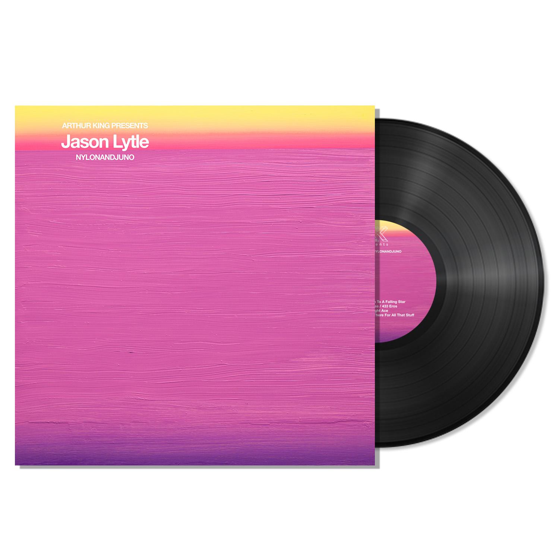 Arthur King Presents Jason Lytle: NYLONANDJUNO - Black LP
