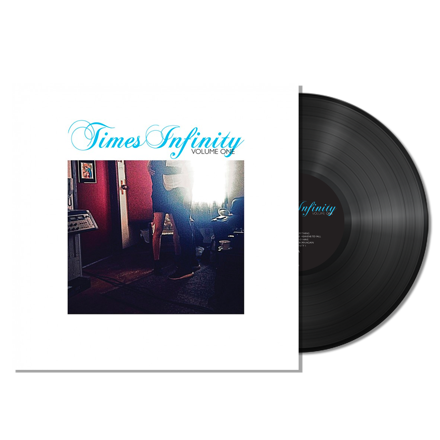 The Dears - Times Infinity Volume One - Black Vinyl LP