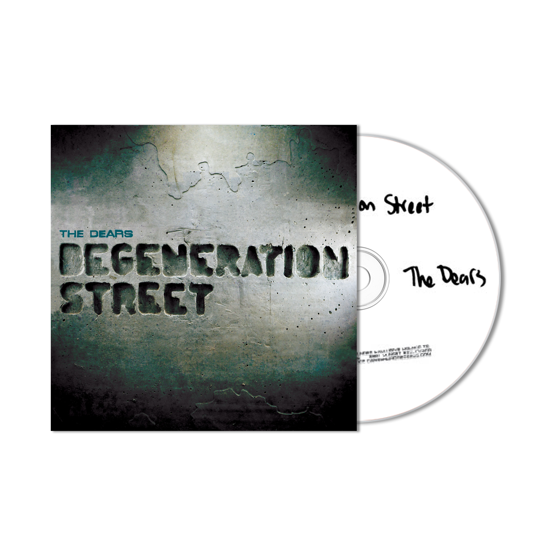 The Dears - Degeneration Street - CD