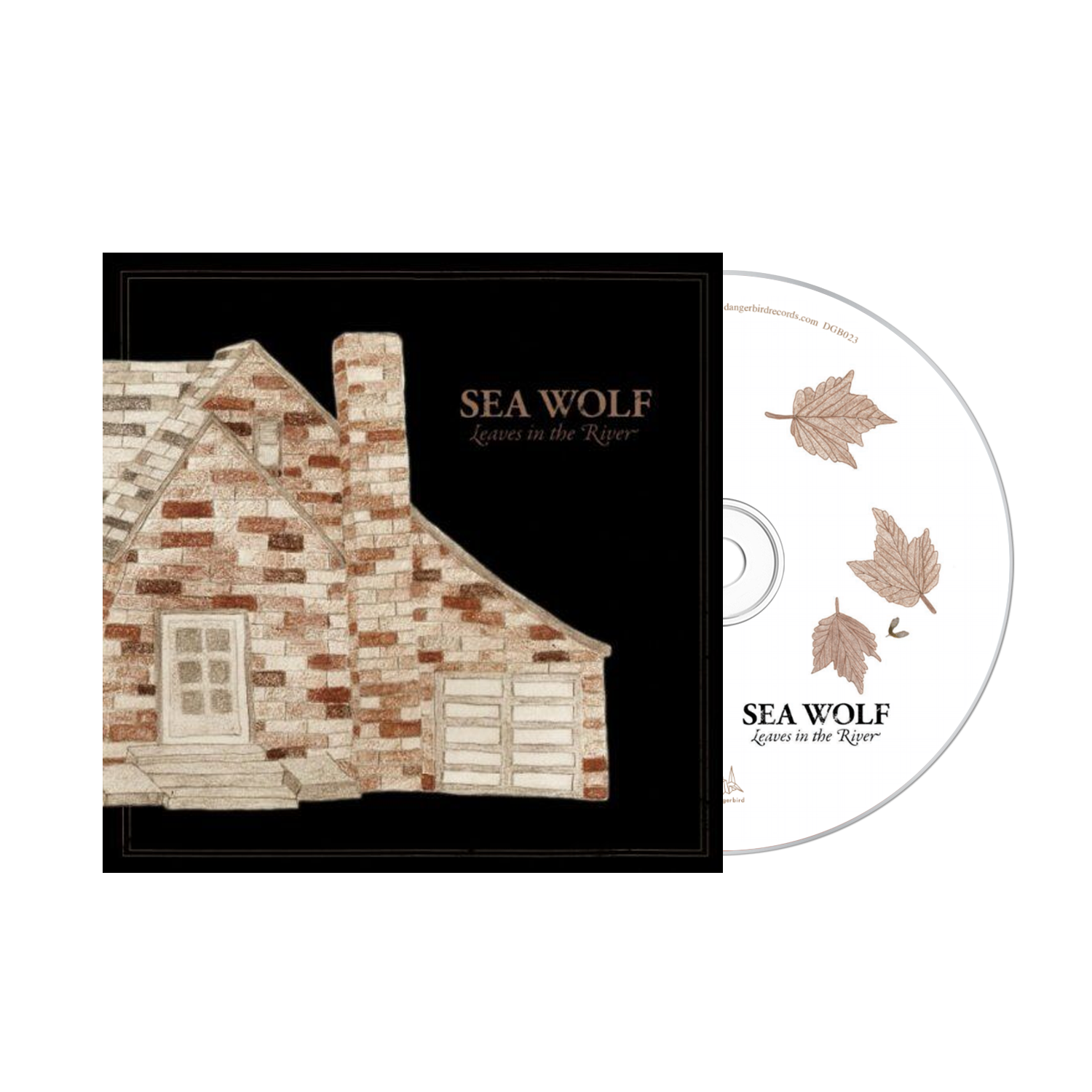 Sea Wolf - Leaves In The River - CD