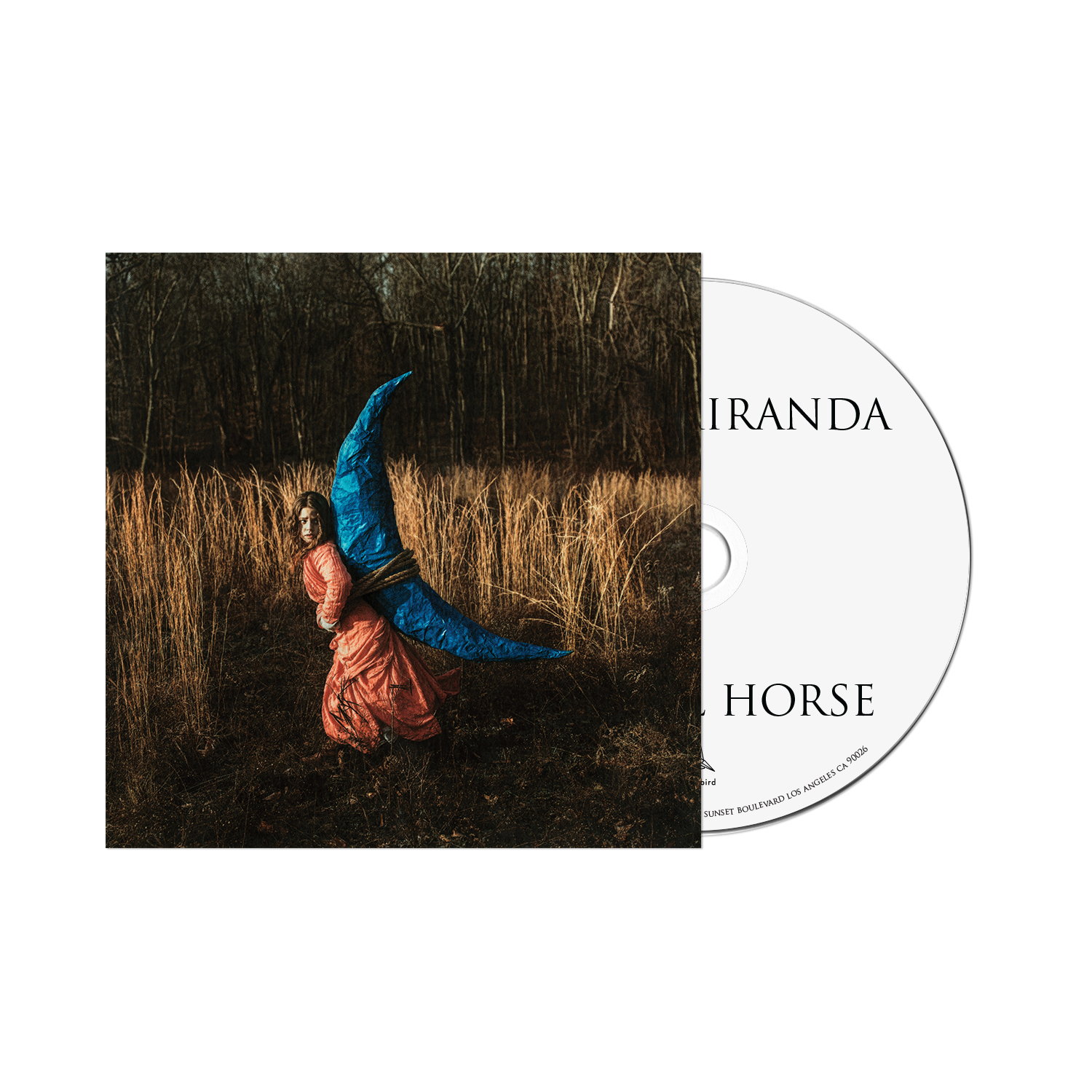 Holly Miranda - Mutual Horse - CD