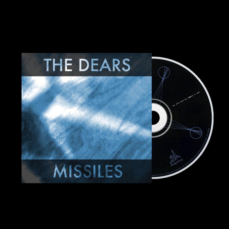 The Dears - Missiles - CD