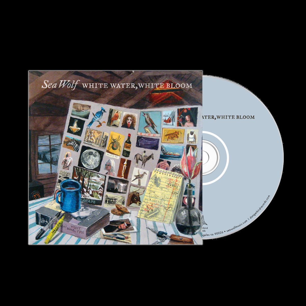Sea Wolf - White Water, White Bloom - CD