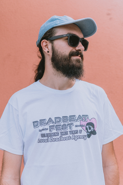 Deadbeat Fest Short Sleeve