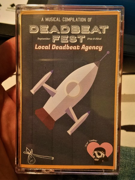 Deadbeat Fest Cassette Comp