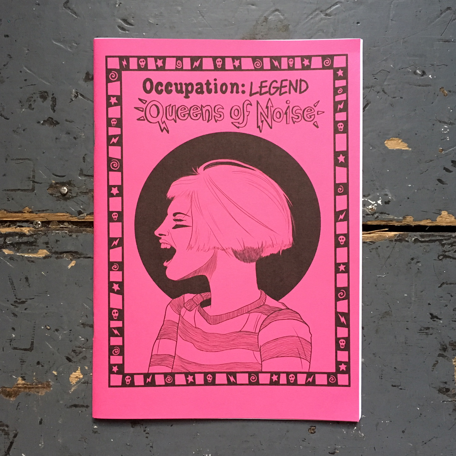 Occupation: Legend - Queens of Noise