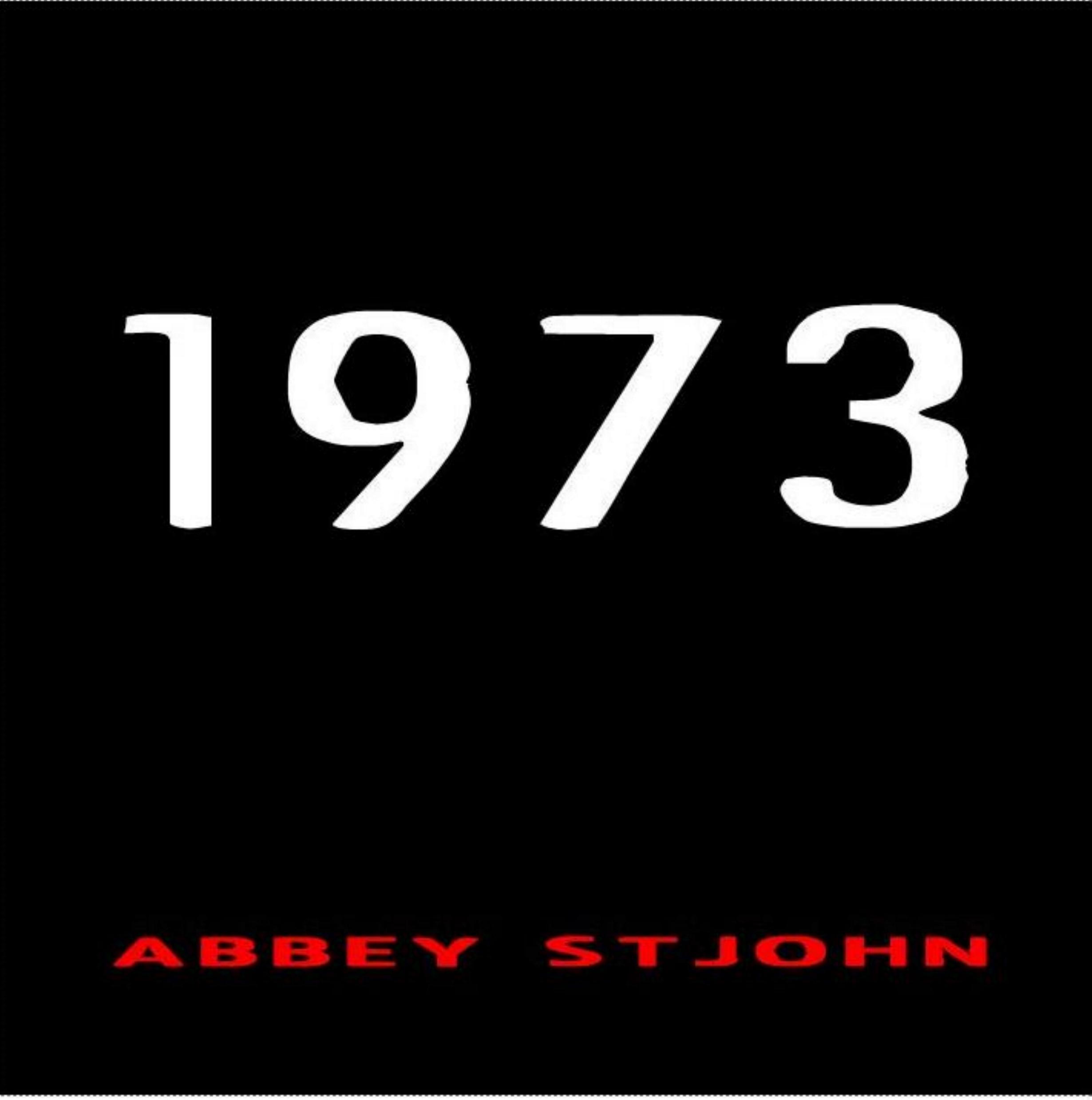 1973 Abbey Stjohn LP-Full color Gatefold with Lyrics and Photo sleeve