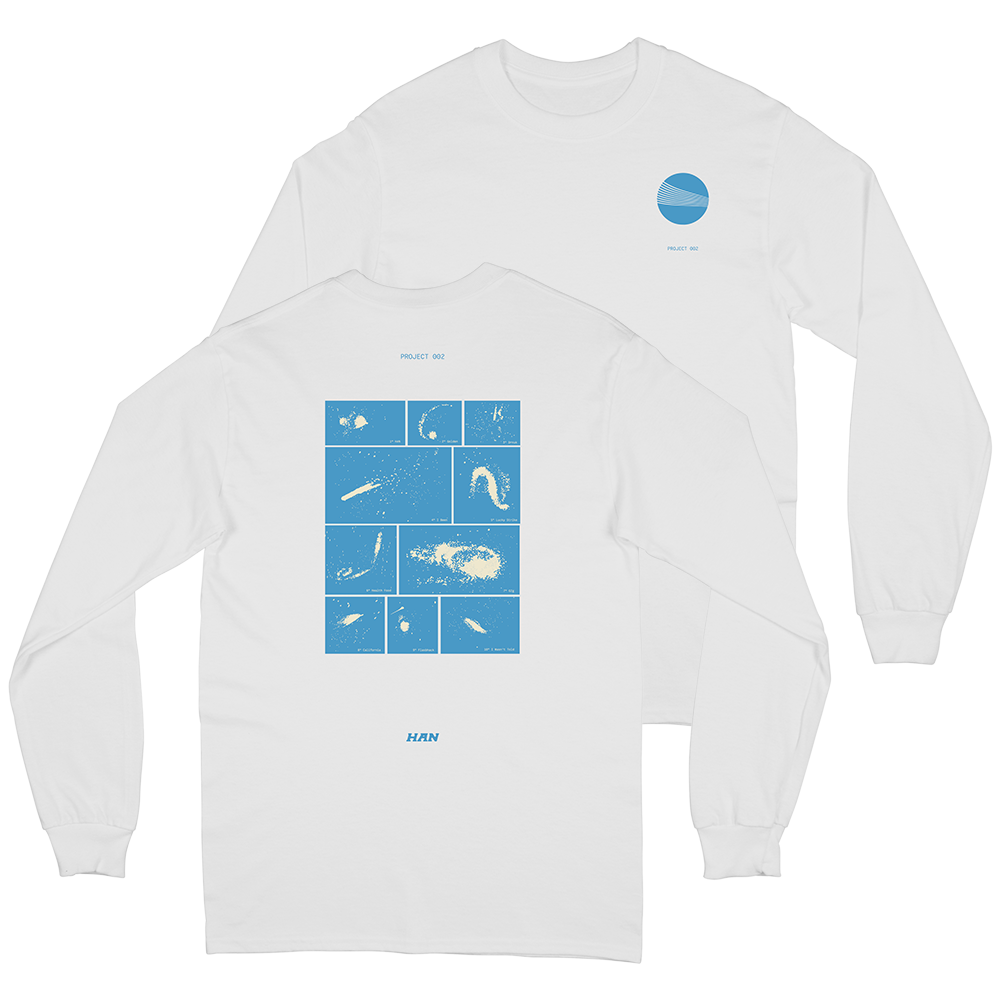 Project 002 Long Sleeve + Digital Download