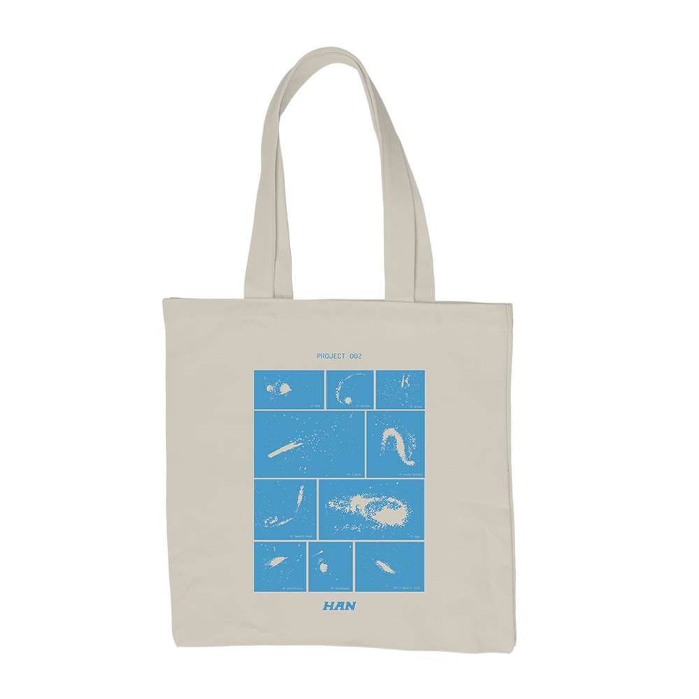 Project 002 Tote Bag + Digital Download