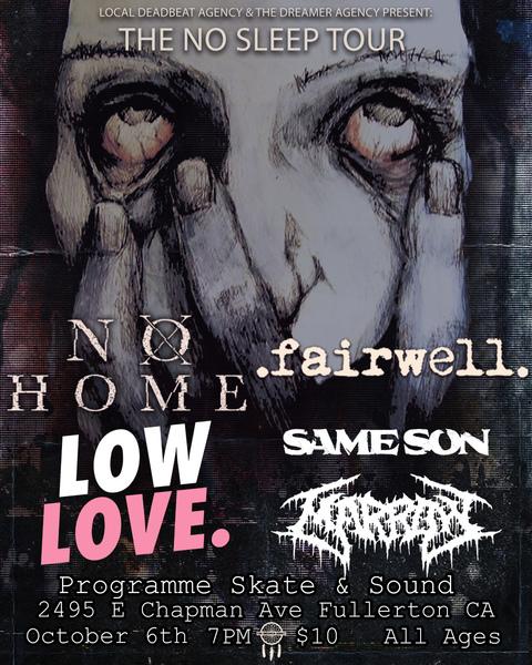Fairwell Tour Kickoff