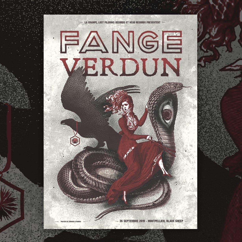 FANGE + VERDUN