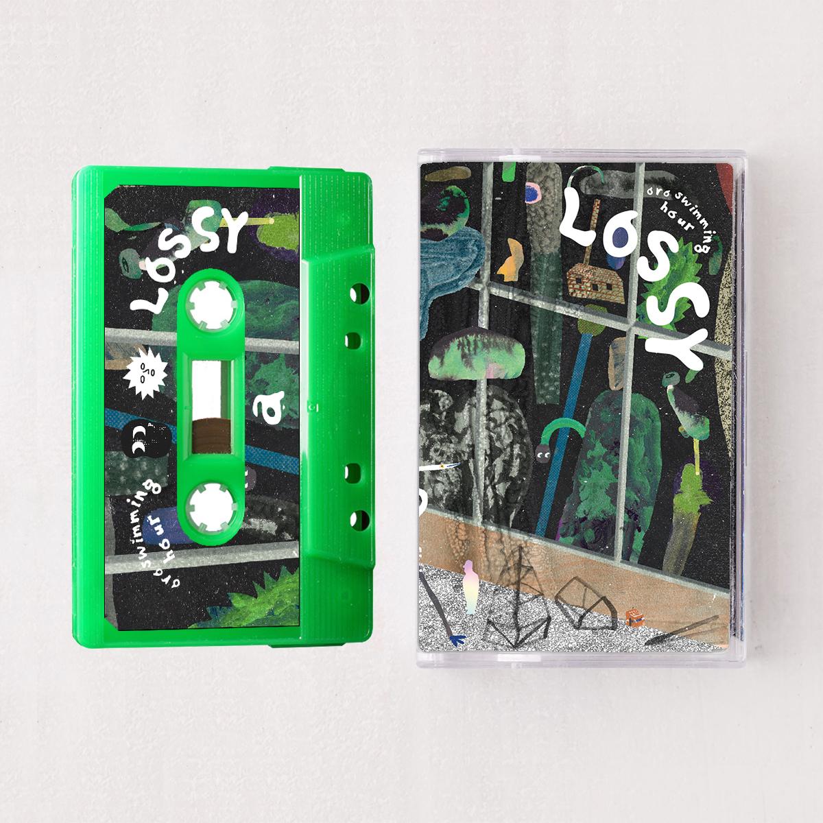 Oro Swimming Hour - Lossy // Cassette