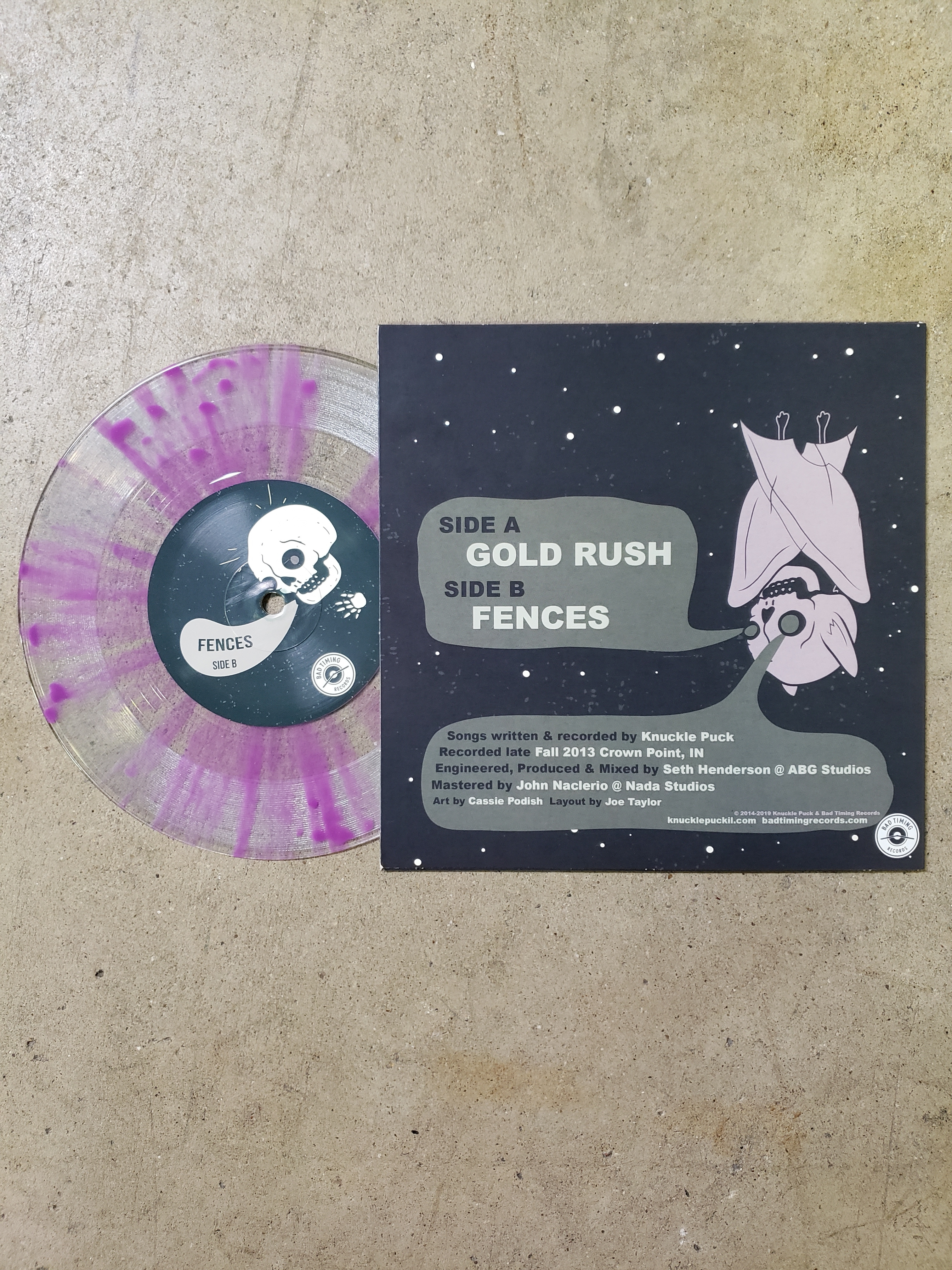 Gold Rush/Fences 7
