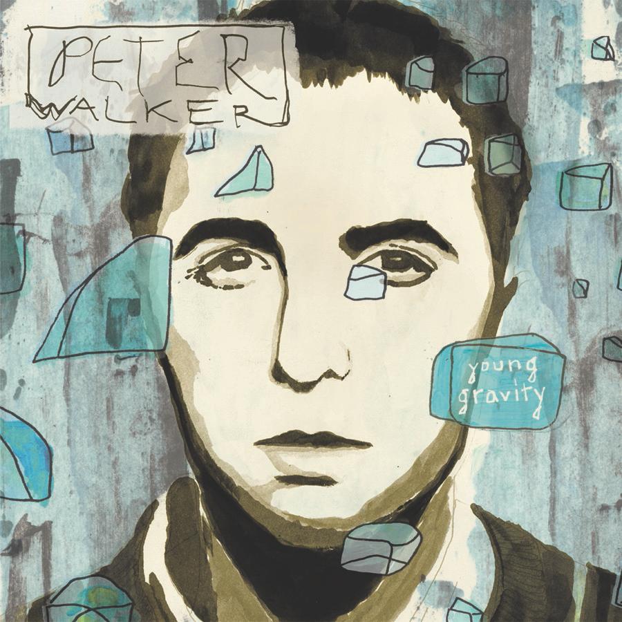 Peter Walker - Young Gravity - Digital