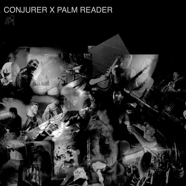 Conjurer & Palm Reader - Conjurer x Palm Reader split