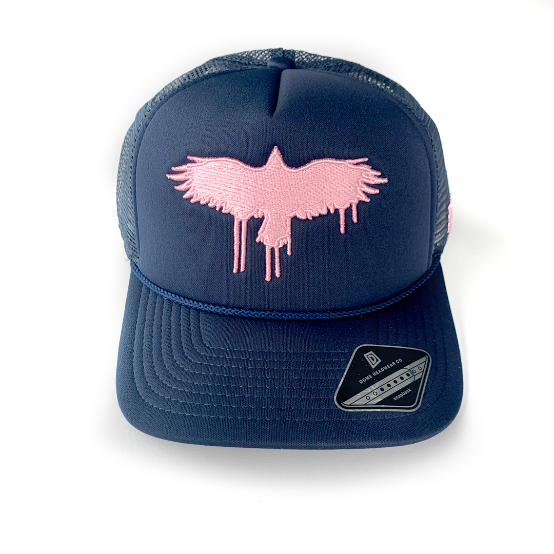 Crow Snapback Cap (3D embroidery) + Dirt Emo Vol 1. Download (optional)