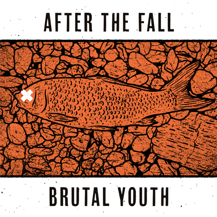 After The Fall + Brutal Youth Split 7 Inch