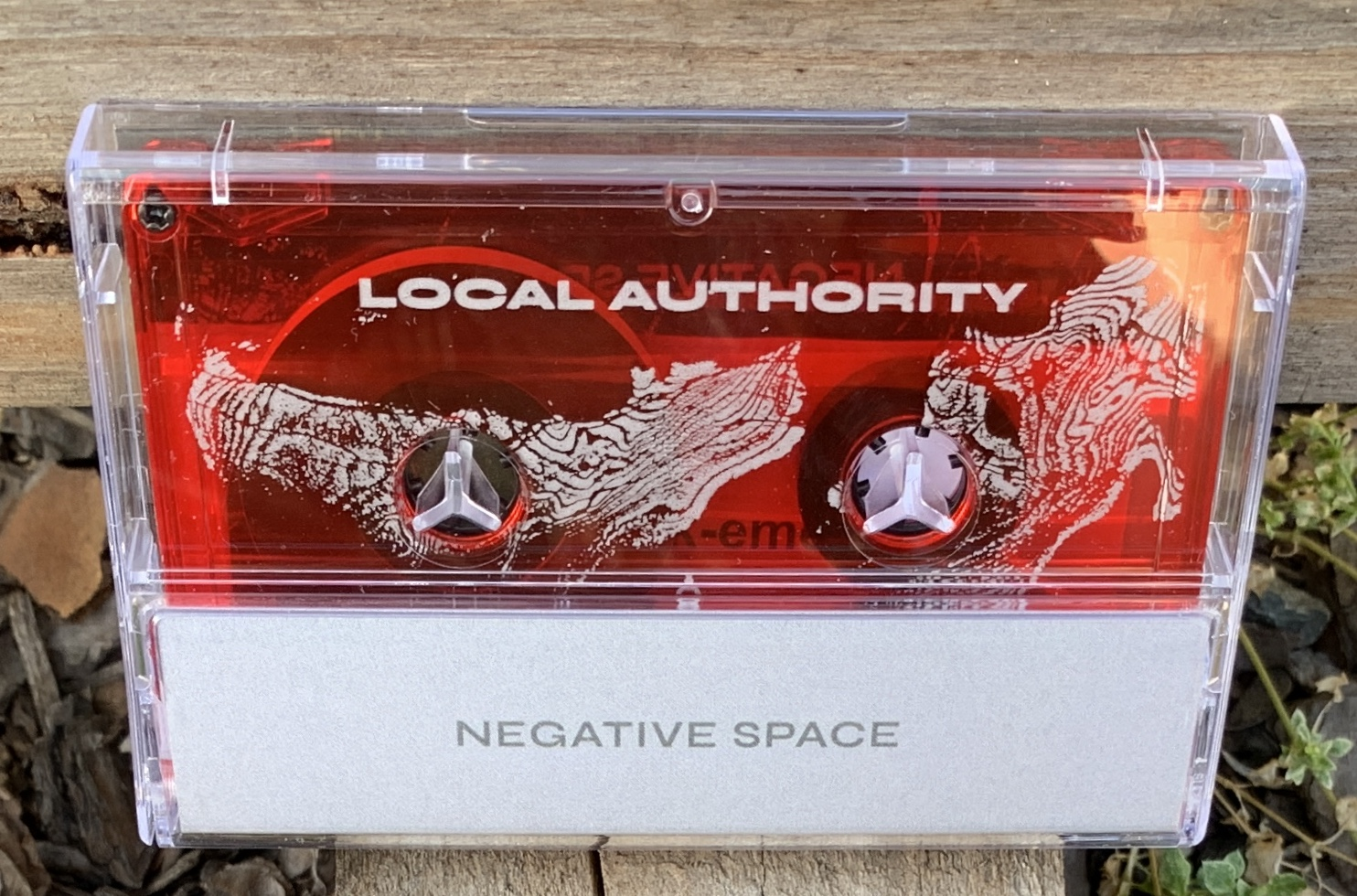 Local Authority - 'Negative Space'
