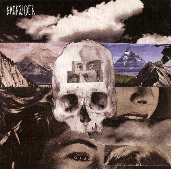BACKSLIDER - DISCOGRAPHY 2008-2013 CD