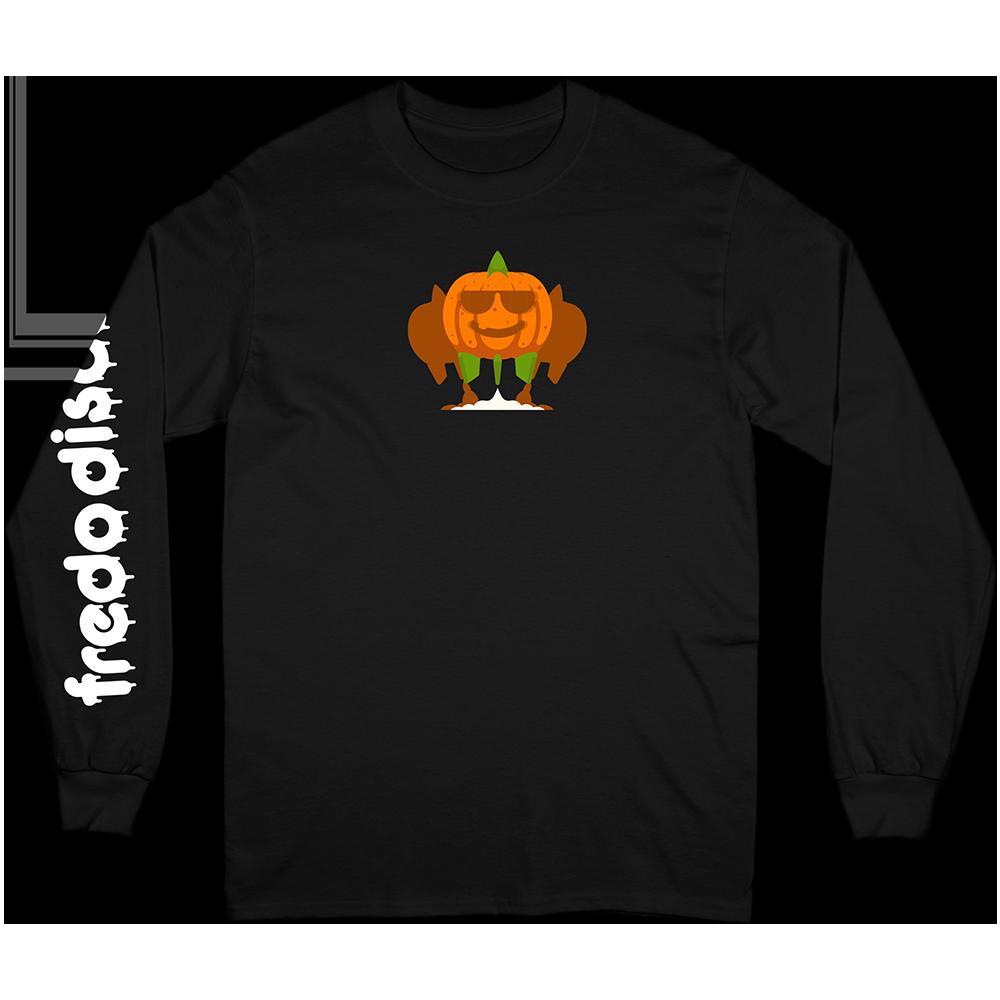 Pumpkin Rocket Long Sleeve