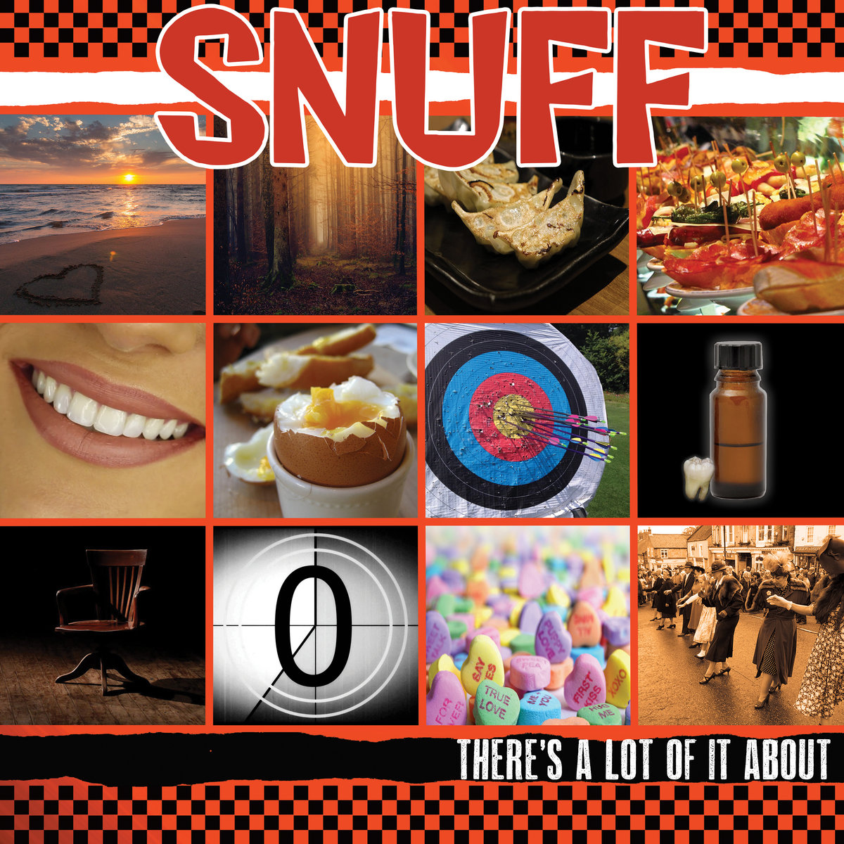 Snuff - There's A Lot Of It About LP