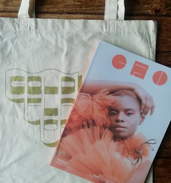 Tote Bag + A Music Journal (Issue 4)