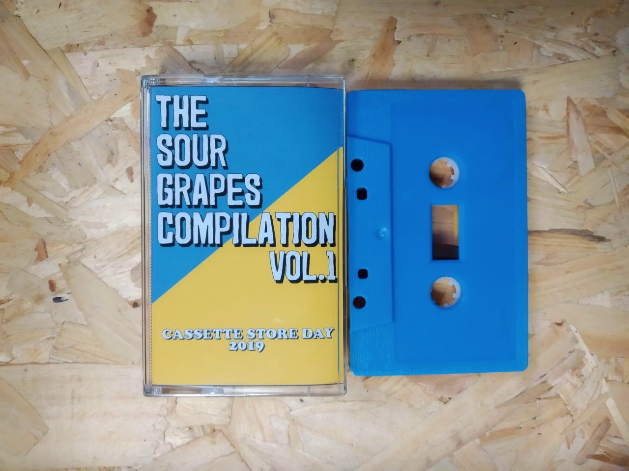 The Sour Grapes Compilation Vol.1 // SGR0007