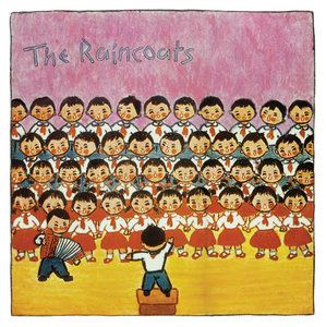 The Raincoats - s/t LP