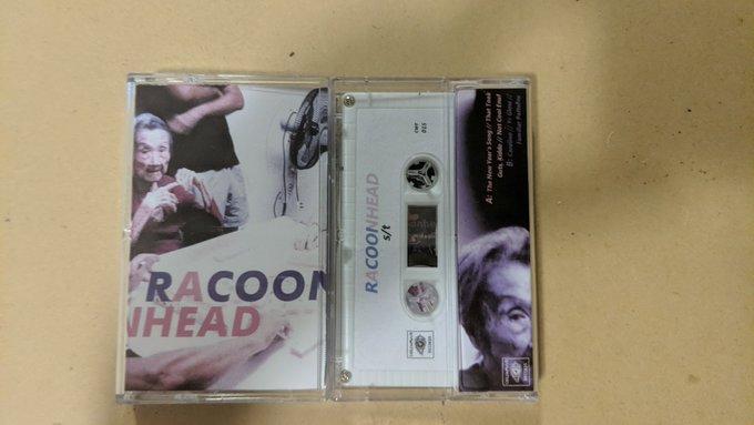 Racoonhead - S/T - Tape