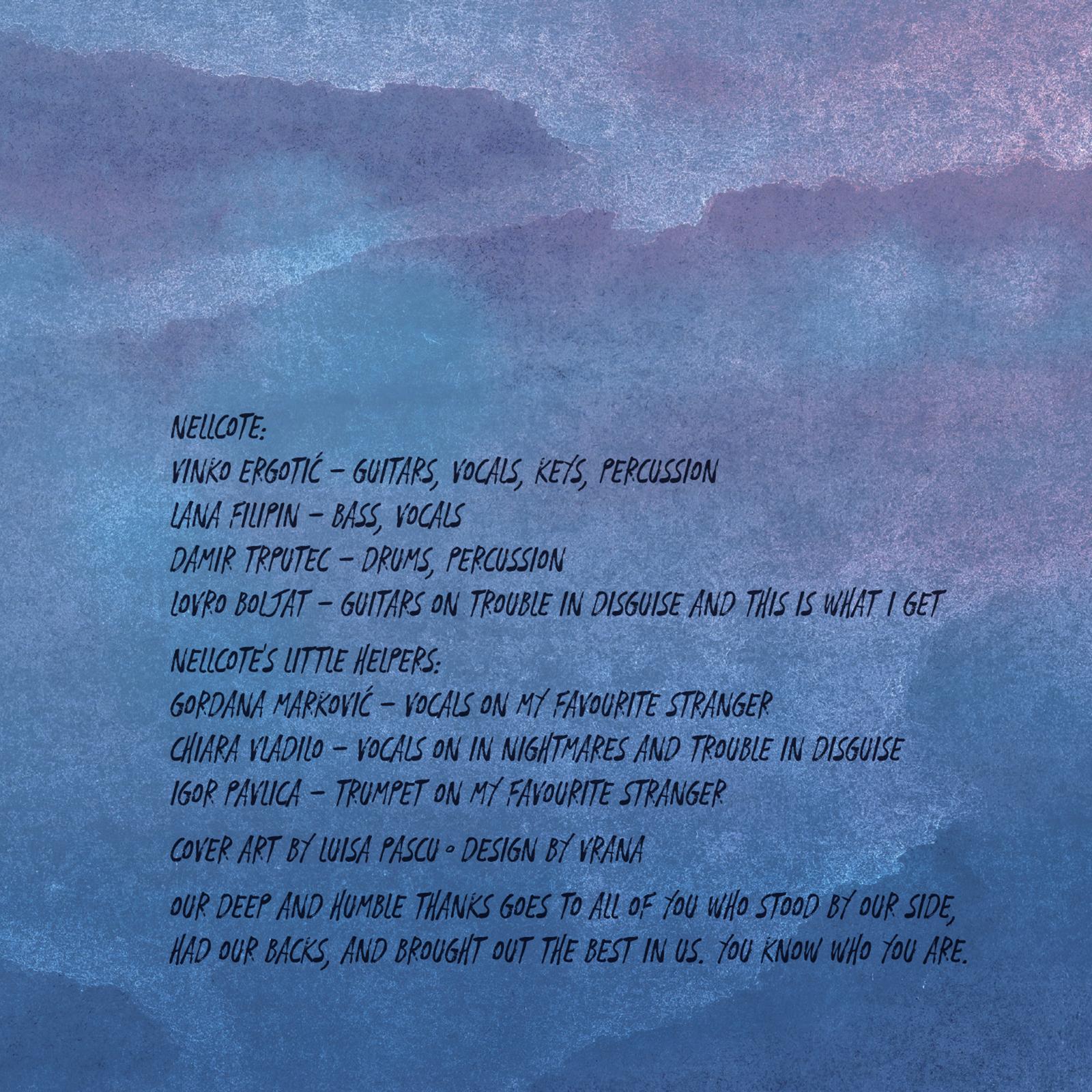 NELLCOTE - Disturbance in a Quiet Summer Night
