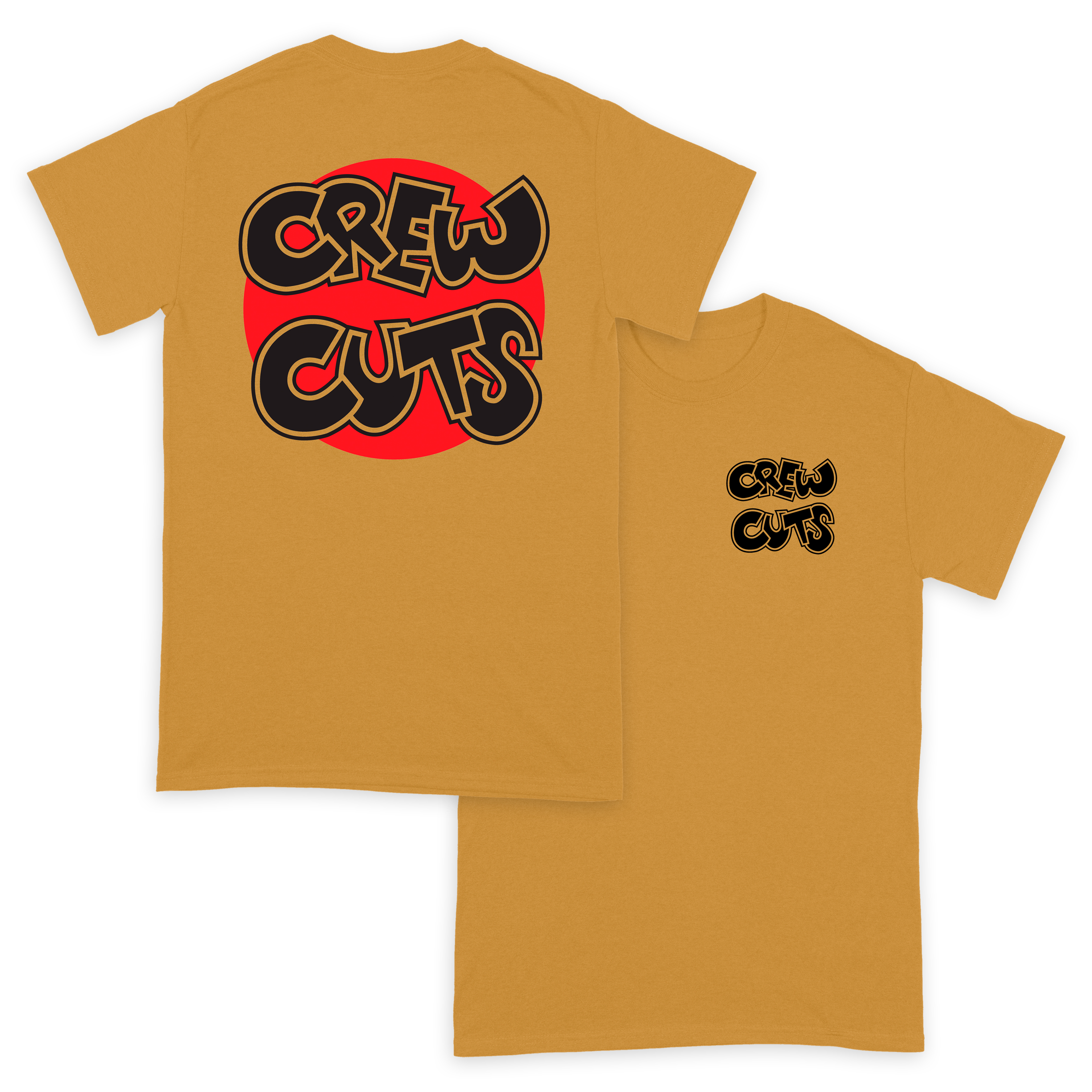 Crew Gold Tee