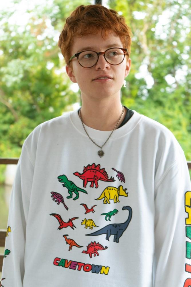 Dino Crewneck