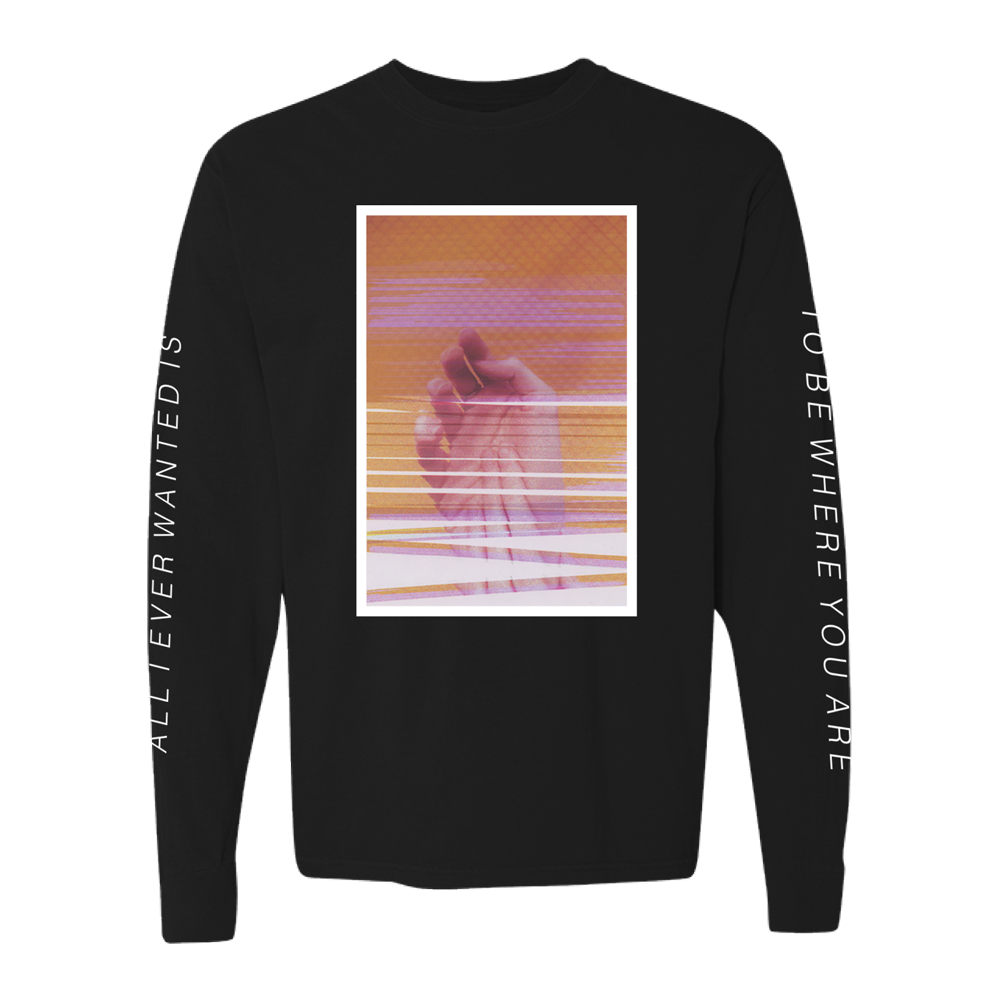 The Hands Long Sleeve