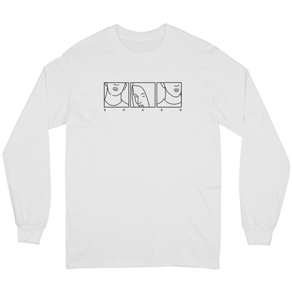 Portrait Long Sleeve